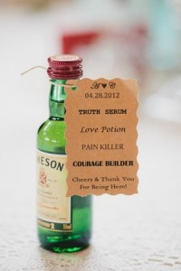 Groomsmen gift from bride…awesome and totally my style.
