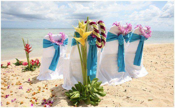 Unique Beach Wedding Decorations : Unique beach wedding decoration ideas