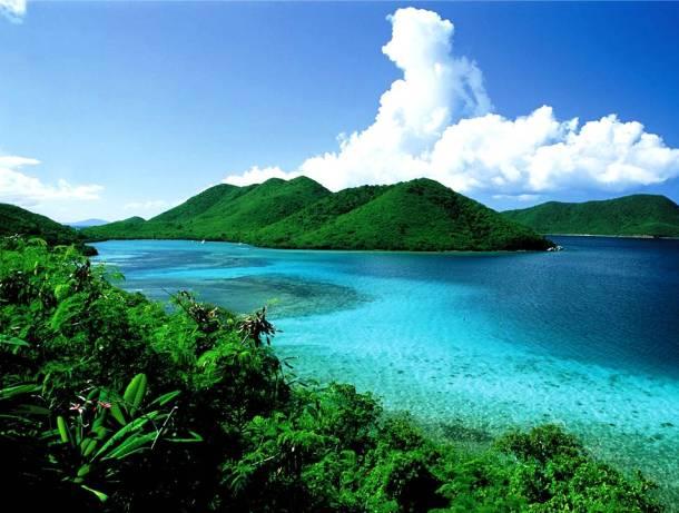 Pretty & Cute US Virgin Islands Resort