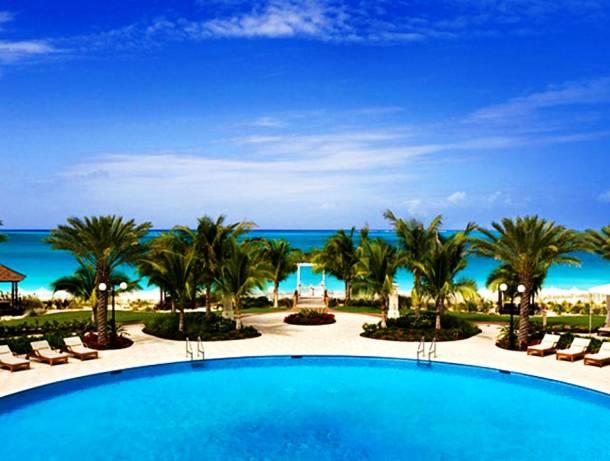 Attractive Turks & Caicos Resort