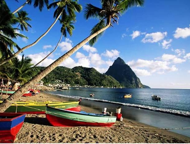 Pretty & Nice St. Lucia Resort
