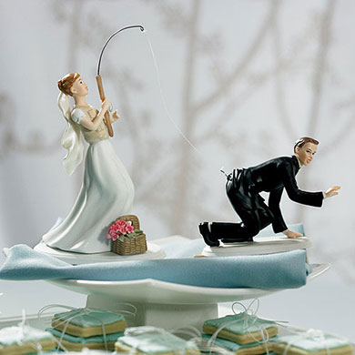 GONE FISHING MIX & MATCH CAKE TOPPERS