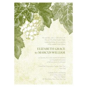 A WINE ROMANCE INVITATION