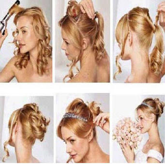 Simple Do It Yourself Hairstyles