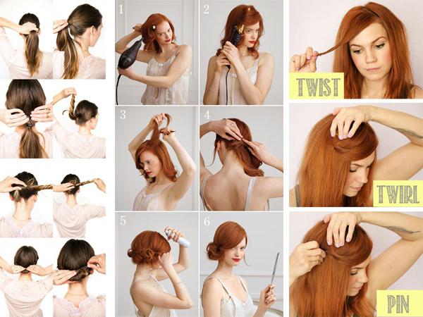 Whats Happening DIY Hair