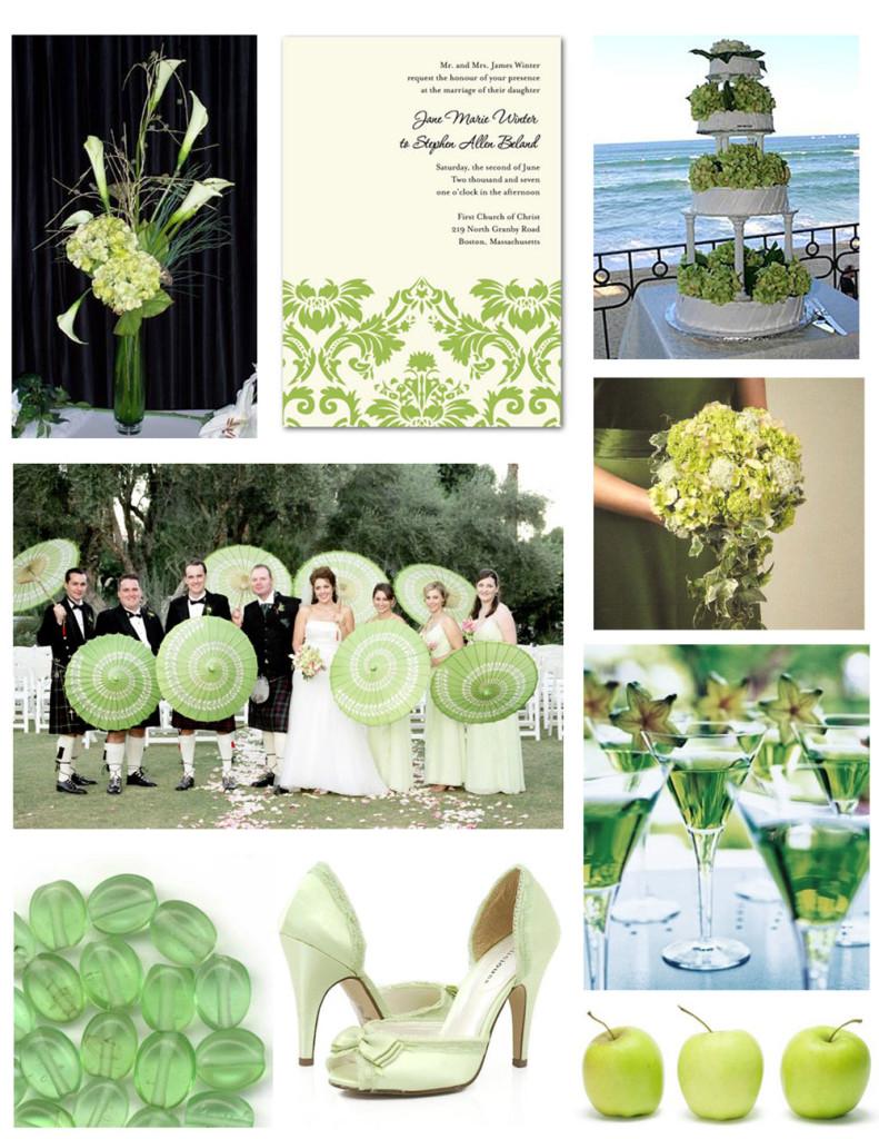 Inspiration Board: Mint Green