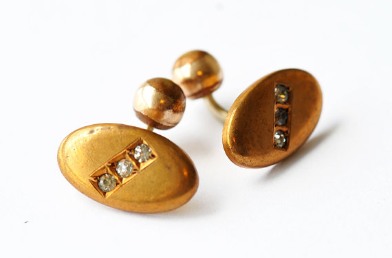 Vintage Gold Fill Cufflinks