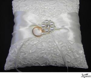 Rind Bearer Pillow, Wedding Ring Pillow, Bridal Pillow, Lace Ring Pillow, Ring bearer