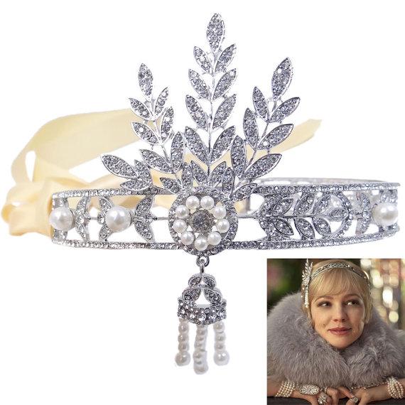 The Great Gatsby Daisy Buchanan Headband