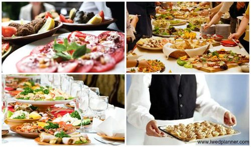 Wedding Catering Ideas for the Budget Conscious Bride