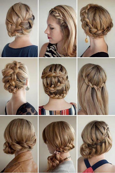 braid tutorial Ladies