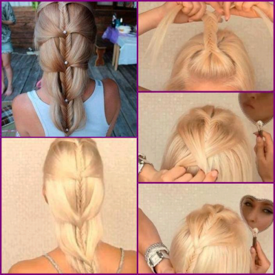 How to make your beautiful hair style
