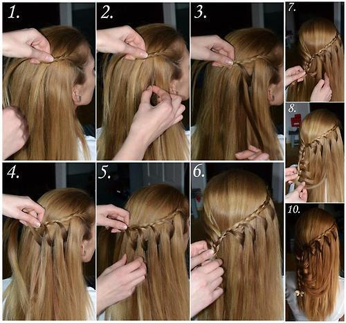 Interesting Hairstyle Tutorial