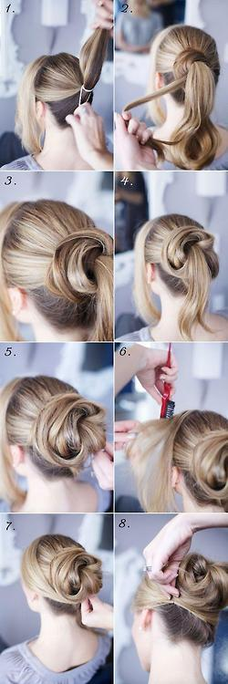interesting way to cool hairstyle