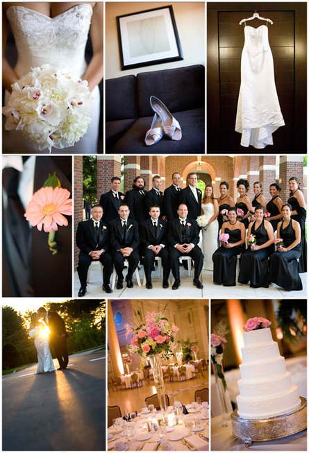 Real Wedding Inspiration Board