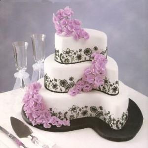 Unique Wedding Cakes Bridal