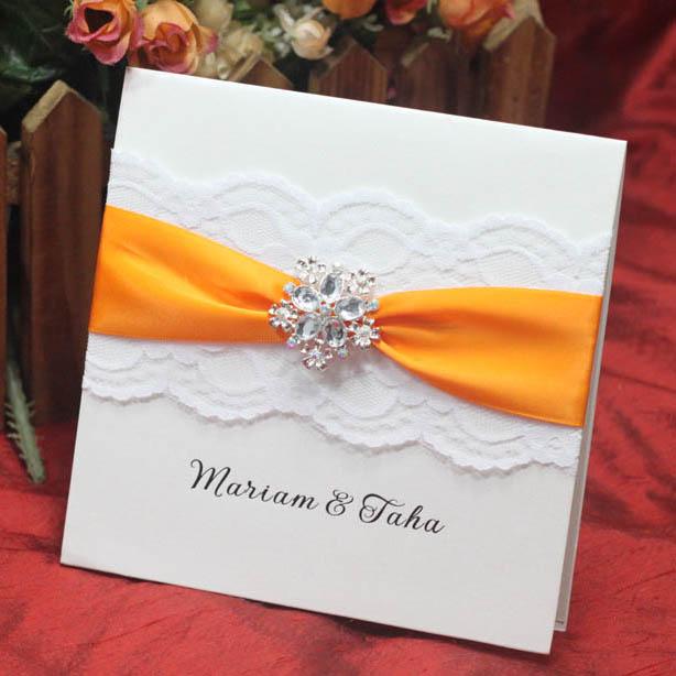 unique designs of wedding invitation