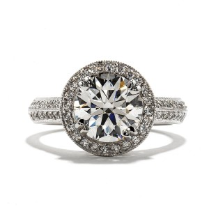 Significance Diamond Engagement Ring