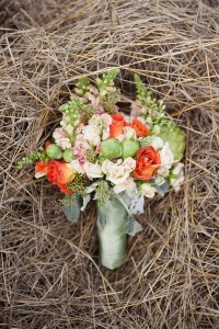 Cute & Fantastic Wedding Bouquet