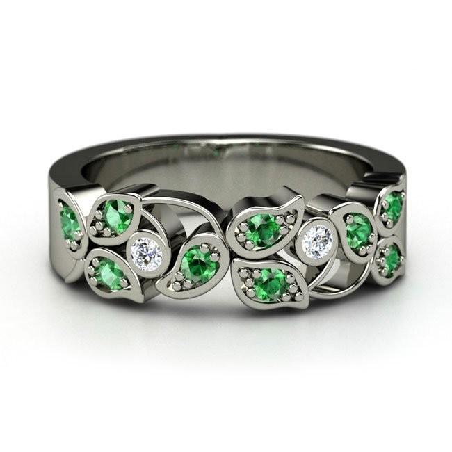 Arbor Wedding Ring