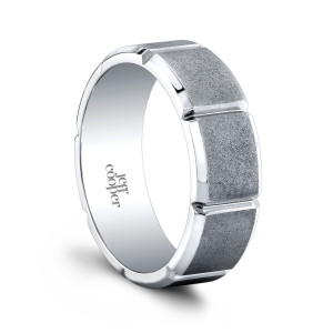 Efrain Men's Wedding Band