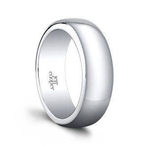 Mercer Men's Wedding Band