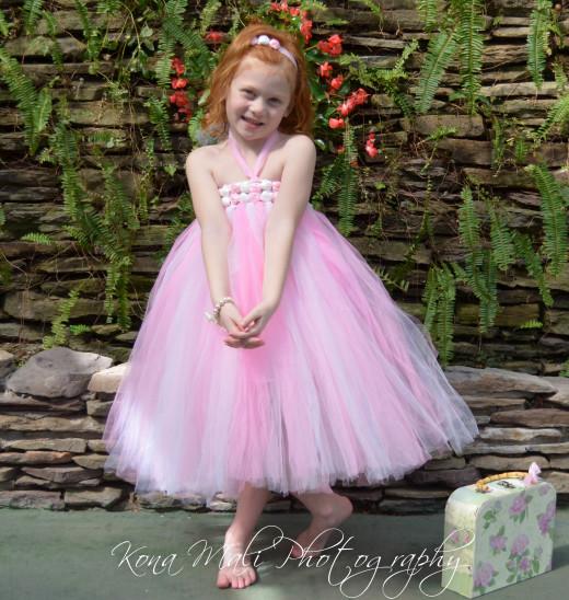 Flower Girl Dress by Kona Mali Creations