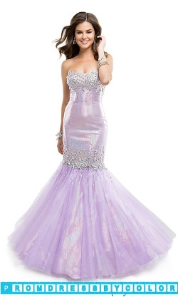 $243 Red Prom Dresses – Long Strapless Beaded Mermaid Gown at www.promdressbycolor.com