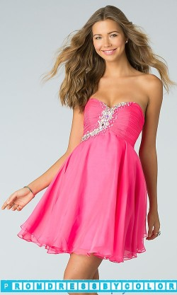 $148 Red Prom Dresses – Strapless Homecoming Dress by Alyce Paris 3560 at www.promdressbycolor.com