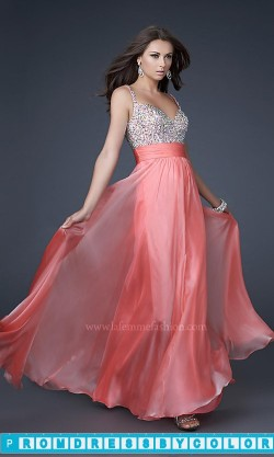 $141 Black Prom Dresses – Gorgeous La Femme Prom Dress at www.promdressbycolor.com