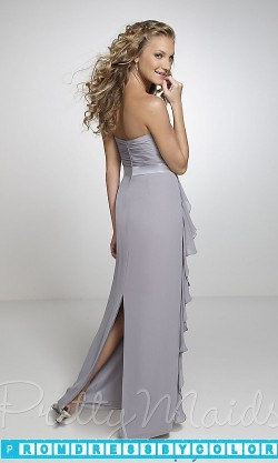 $105 Red Prom Dresses – Long Strapless Sweetheart Bridesmaid Dress at www.promdressbycolor.com