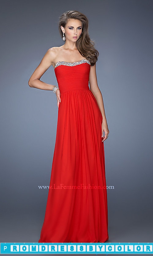 170 Black Prom Dresses – Full Length Open Back Formal Gown at www.promdressbycolor.com