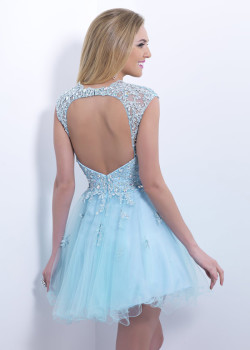 Pale Blue Cap Sleeves Beaded Lace Open Back Short Prom Dress 2015 [Blush 9855 Pale Blue] – $196.00 : Buy Homecoming Dresses 2015 Online,60% off Dresses For Prom,Bridesmaid Dresses,Prom Shoes,Summer Dresses & Sunglasses 2015 at Thepromtrend2015.com