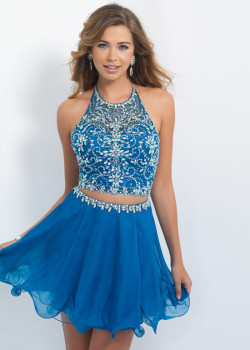 Peacock Vibrant Beaded Illusion Two Pieces Halter Beaded Party Dress [Blush Prom 10058 Peacock] – $219.00 : Buy Homecoming Dresses 2015 Online,60% off Dresses For Prom,Bridesmaid Dresses,Prom Shoes,Summer Dresses & Sunglasses 2015 at Thepromtrend2015.com