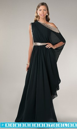 173 Black Prom Dresses – Floor Length Off the Shoulder Dress at www.promdressbycolor.com