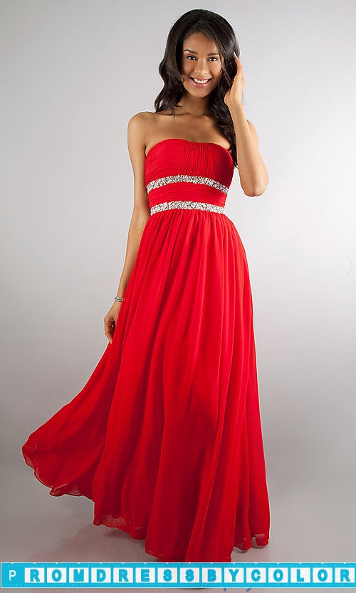 149 Black Prom Dresses – Long Strapless Prom Dress at www.promdressbycolor.com