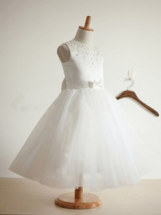 Cheap Vintage Flower Girl Dresses UK – VickyDress