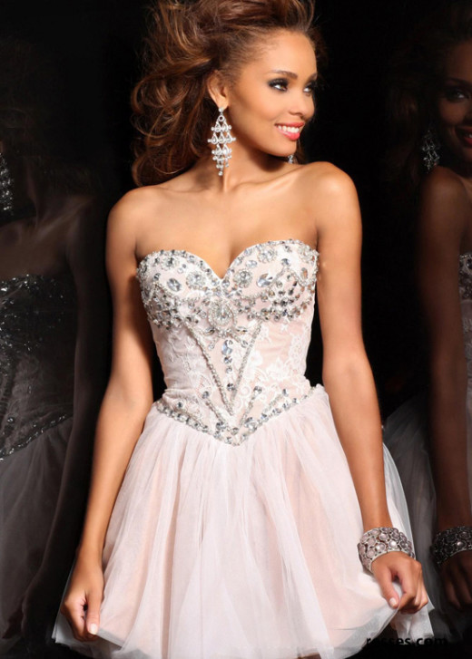 2014 Ivory Silver Fitted Beaded Lace Short Cocktail Dress [Sherri Hill 21156 Ivory] – $190.00 : Buy Homecoming Dresses 2015 Online,60% off Dresses For Prom,Bridesmaid Dresses,Prom Shoes,Summer Dresses & Sunglasses 2015 at Thepromtrend2015.com