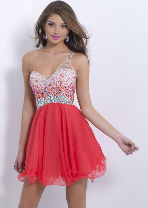 2015 One Shoulder Red Sexy Open Back Beaded Homecoming Dress [Blush 9859 Red] – $176.00 : Buy Homecoming Dresses 2015 Online,60% off Dresses For Prom,Bridesmaid Dresses,Prom Shoes,Summer Dresses & Sunglasses 2015 at Thepromtrend2015.com
