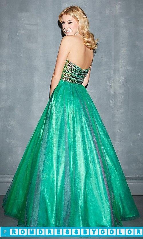 193 Red Prom Dresses – Floor Length Strapless Sweetheart Dress at www.promdressbycolor.com