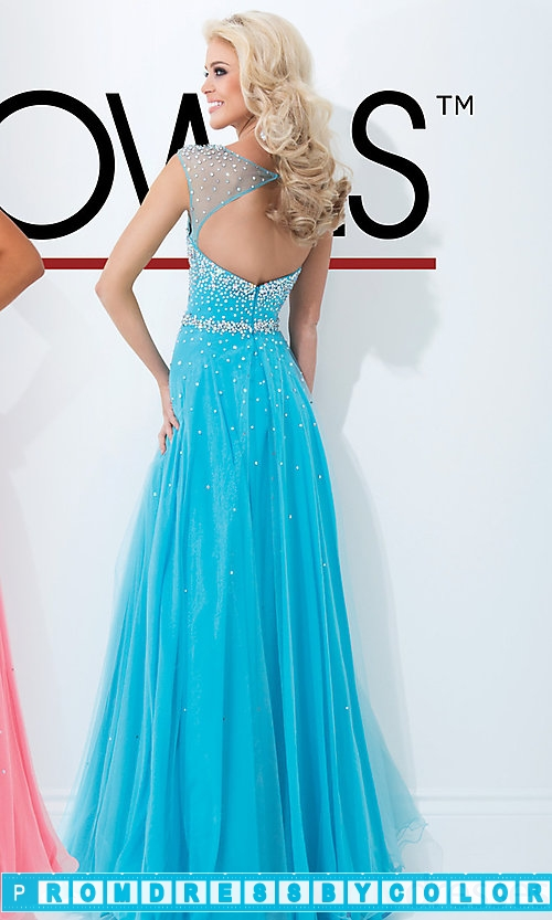 173 Red Prom Dresses – Tony Bowls Floor Length Prom Dress at www.promdressbycolor.com