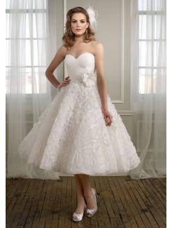 Billige korte brudekjoler til salgs på nett – MissyDress