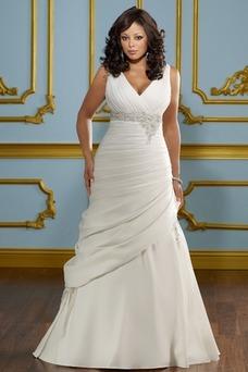 Vestidos de novia tallas grandes baratos para gorditas