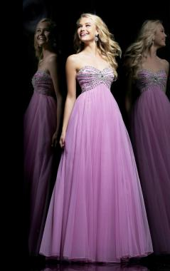 KissyDressUK: long strapless pink prom dress online