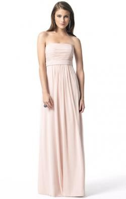 online long pink bridesmaid dress – kissybridesmaid