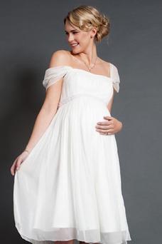Vestidos de novia para embarazadas baratos por encargo