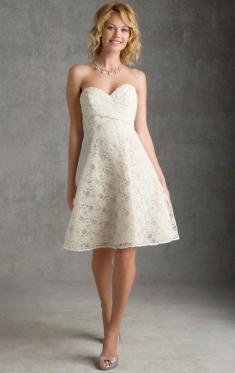 White Bridesmaid Dresses UK, Cheap Dresses UK-QueenieBridesmaid