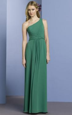 One Shoulder Bridesmaid Dresses UK, Cheap Dresses UK- QueenieBridesmaid