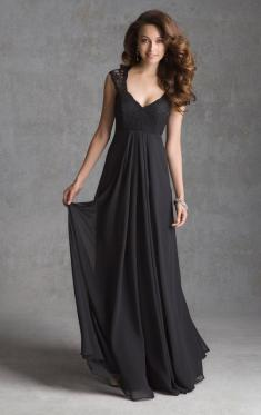 Black Bridesmaid Dresses Online, Cheap Dresses UK-QueenieBridesmaid