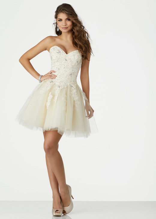 Cute Short Strapless Lace Bodice Champagne Corset Back Homecoming Dress [Mori Lee 33020 Champagne] – $175.00 : Cute Homecoming Dresses By The Hottest Trendy Designer,Ailsa Dresses,Cheap Bridesmaid Dresses, Plus Size Dress,Short Homecoming Dresses For Party From www.homecomings2016.com